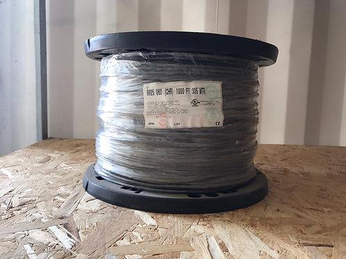 9925 - RS232/423 Low Cap, #24-3c, FPO, O/A Foil+Braid, PVC Jkt, CM