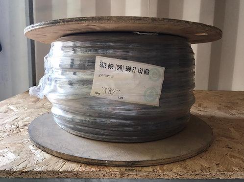 8678 - Electronic, 2 C #10 Str BC, PVC Ins, PVC Jkt