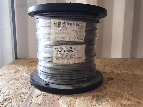 9540 - RS232, #24-10c, SR-PVC, O/A Foil, PVC Jkt, CMG