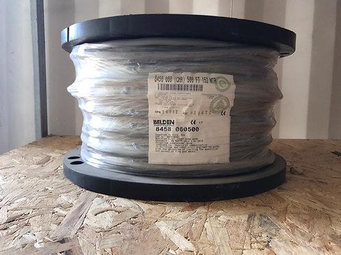 8458 - Electronic, 15 C #22 Str TC, PVC Ins, PVC Jkt, CMG