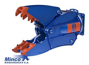 Demoledor Hidraulico Tabe Minco Chile.jp