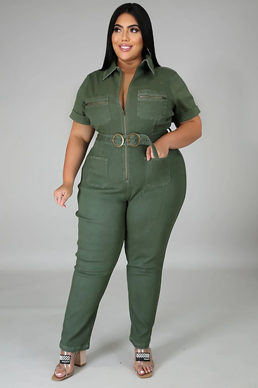 Busy Jumpsuit
