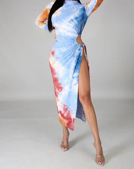 Fall Vacay Dress
