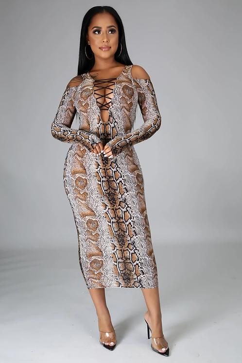 Feel the Wild Dress