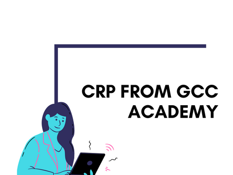 COMPREHENSIVE REVISION PROGRAMME (CRP) FROM GCC ACADEMY! [WAIVER ALERT!]
