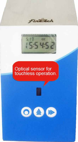 membrane dispenser sensor