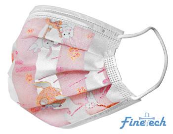 Finetech Moon Festival Rabbit (Pink) Fac