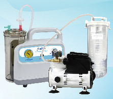 Vacuum Suction Unit