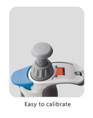 S Series Micropipette Easy Calibration