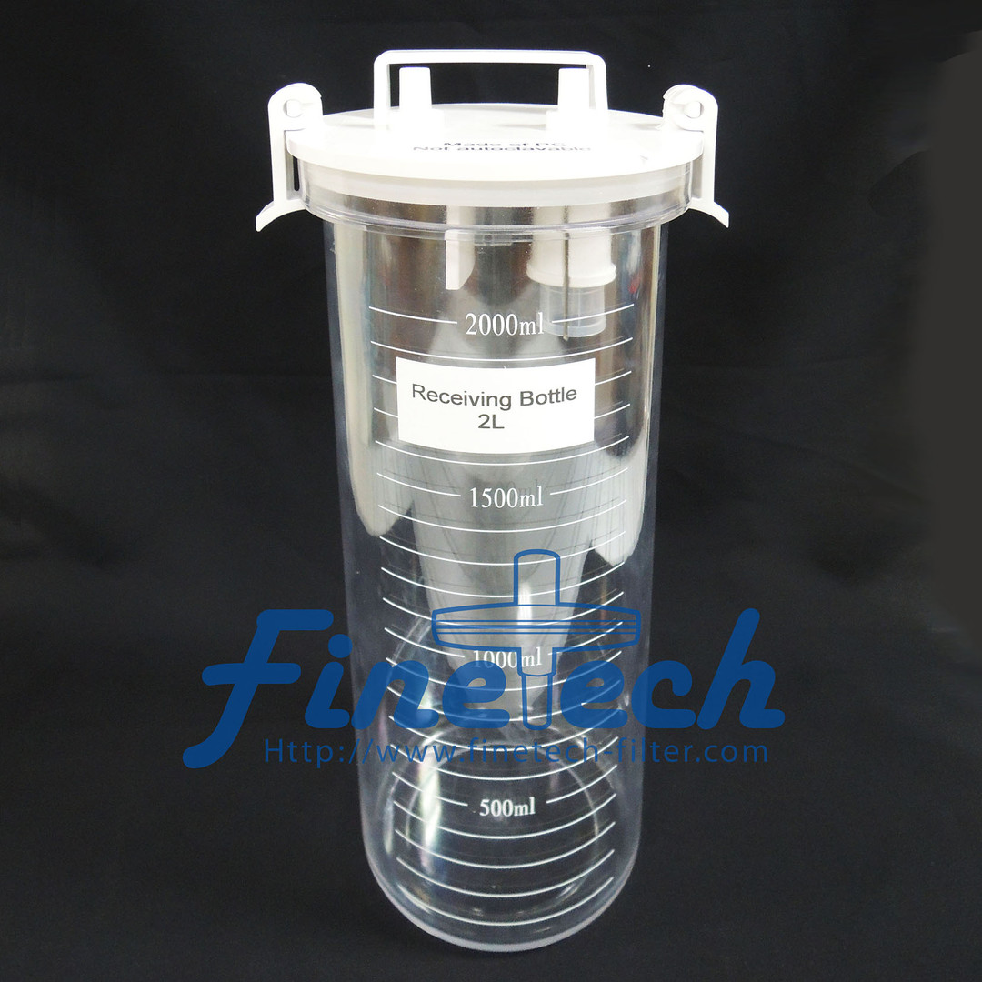 2L Waste Bottle