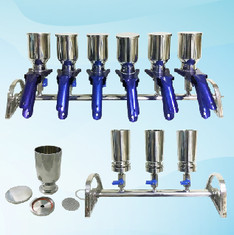 Stainless Steel Vacuum Manifold