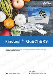Finetech QUEChERS 2020