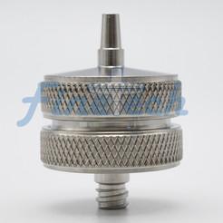 25mm SS Reusable Syringe Filter