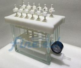 12-port SPE vacuum manifold