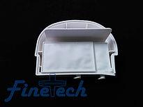 Filter case design