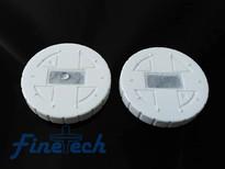 plastic case with PTFE membrane