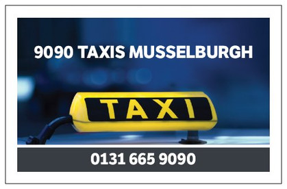 9090 Taxis Musselburgh