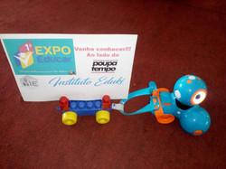 O Instituto Eduki na 1ª Expo Educar
