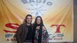 Entrevista Rádio SAT - 01/09/17
