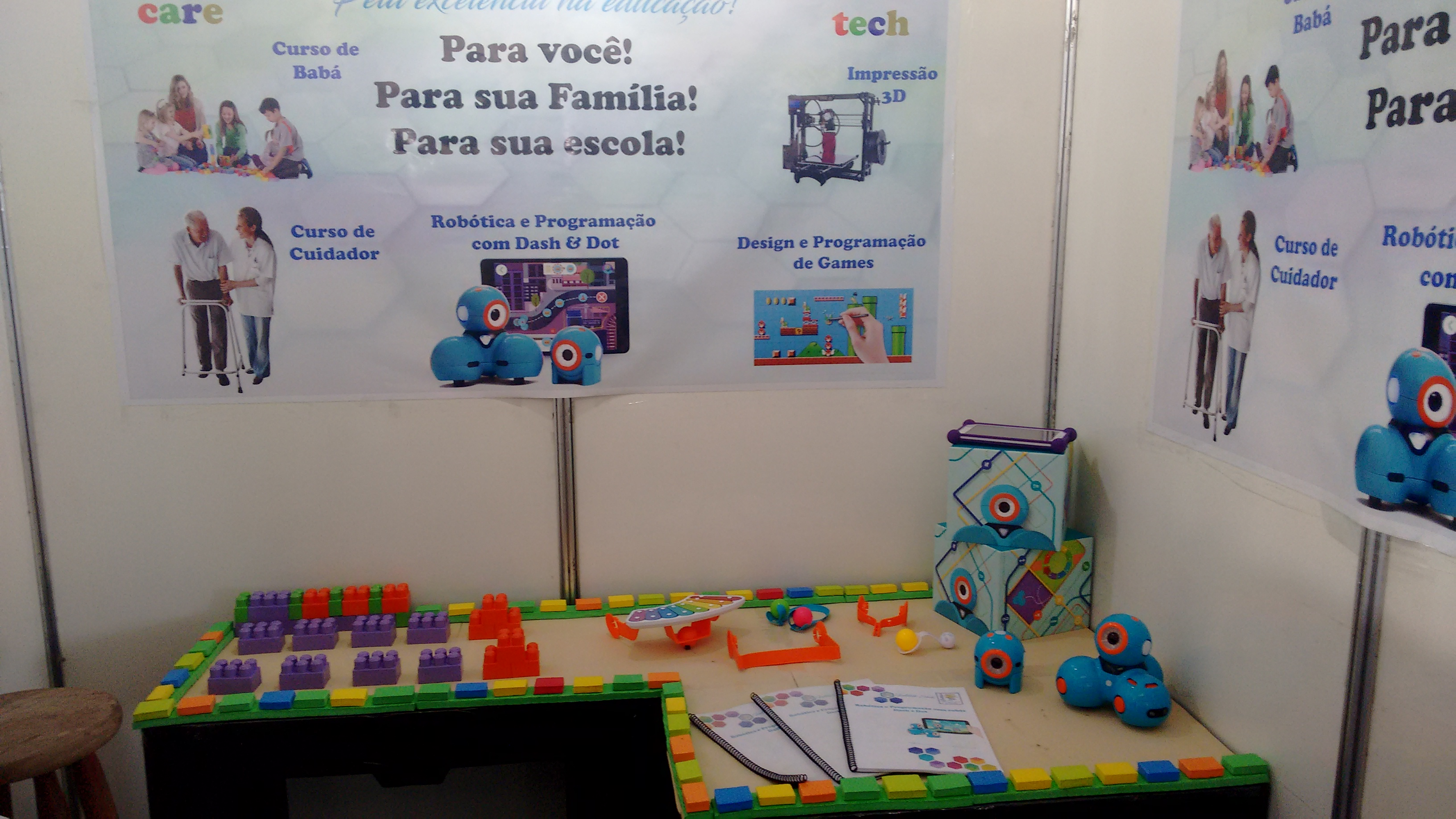 O Instituto Eduki na 1ª Expo Educar