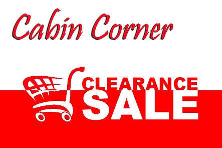 Bernard Building Cener Clearance - Cabin Corner