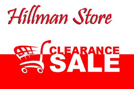 Bernard Building Cener Clearance - Hillman Store