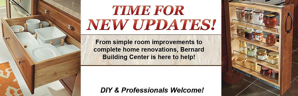 Bernard Building Center - Home