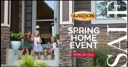 Bernard Building Center Larson Door Sale