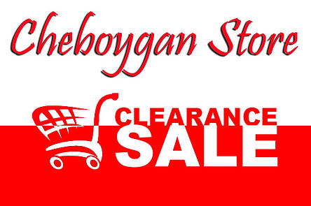 Bernard Building Cener Clearance - Cheboygan Store