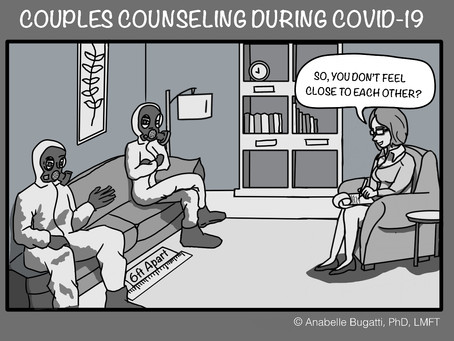 A Little Therapist Humor during Covid-19
