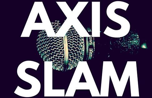 Axis Slam: applications open.