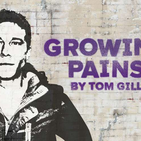Review: Growing Pains by Tom Gill