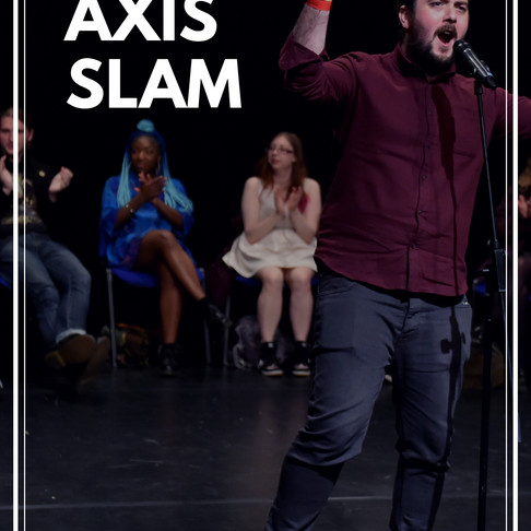 Call for poets - last Axis Slam