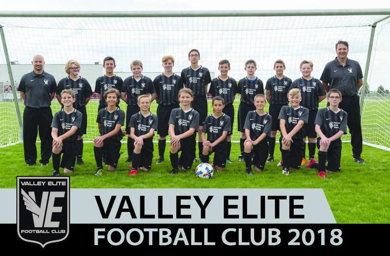 Spring 2018 - U13 Boys Team