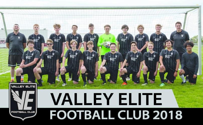 Spring 2018 - U18 Boys Team