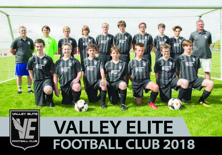 Spring 2018 - U15 Boys Team