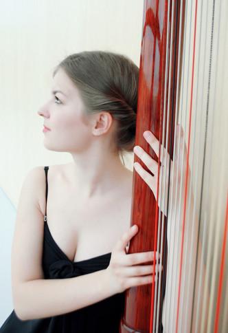 Miriam Ruf, Harfe