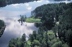 lake golf
