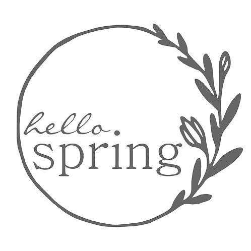 TAKE & MAKE Kit {hello spring}