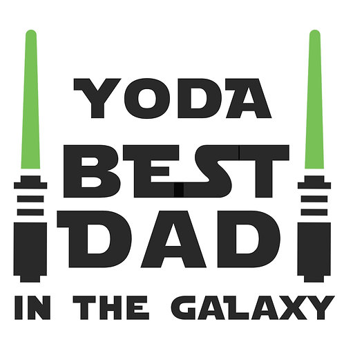 TAKE & MAKE Kit {Yoda Best Dad}