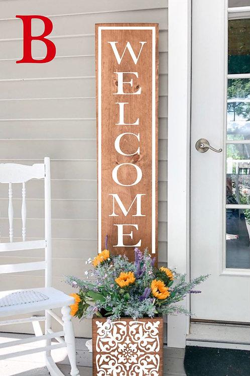 TAKE & MAKE Kit {porch planter}