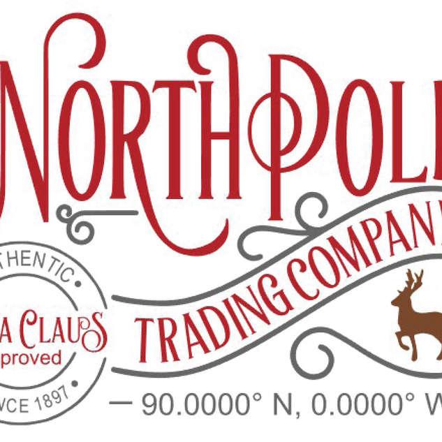 Pallet81_North Pole trading company