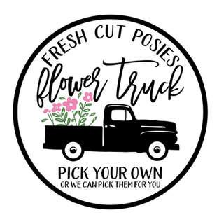 Round 14 flower truck