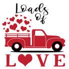 square 70 loads of love