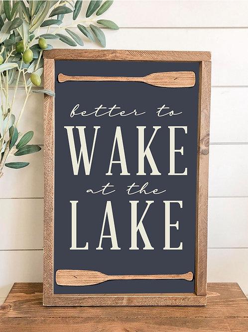 TAKE & MAKE {3d Wake}