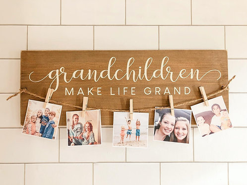 TAKE & MAKE Kit {grandchildren}