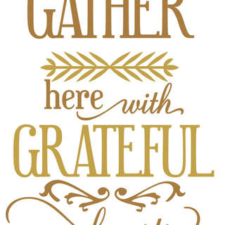 Pallet65_gather here with grateful heart