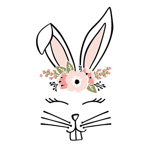 TAKE & MAKE Kit {layered bunny}