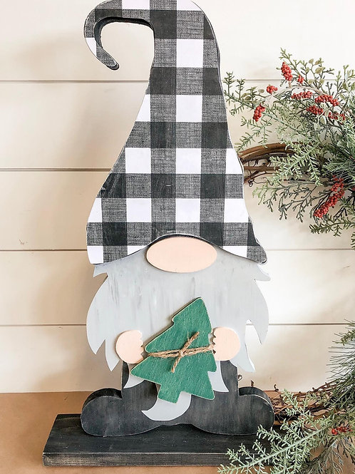 "Take & Make{24"" standing seasonal gnome}"