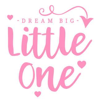 Pallet49_Dream Big Little One